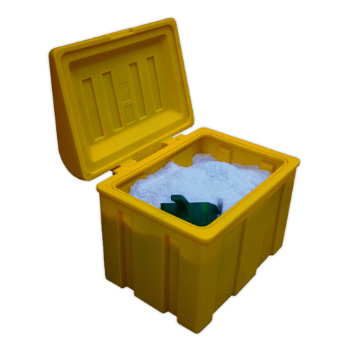 Grit & Salt Storage Box 110ltr - Sealey - GB01