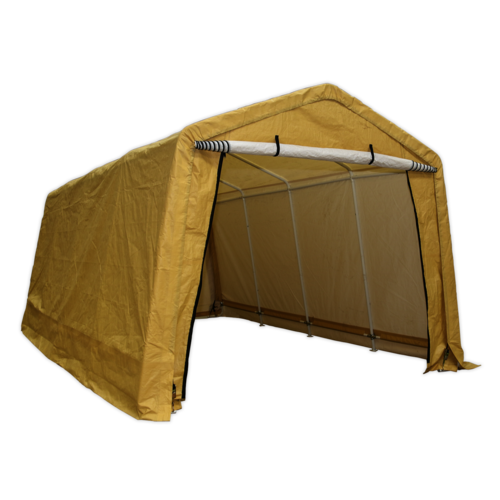 Car Port Shelter 3 x 5.2 x 2.4mtr - Sealey - CPS01