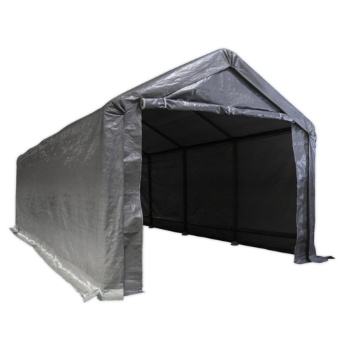 Car Port Shelter 3.3 x 7.5 x 2.9mtr - Sealey - CPS02
