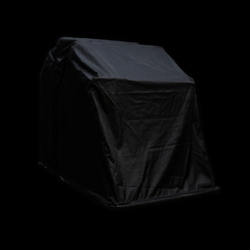 Vehicle Storage Shelter Small 2700 x 1050 x 1550mm - Sealey - MCS01