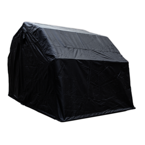 Vehicle Storage Shelter Medium 3400 x 1800 x 1900mm - Sealey - MCS02