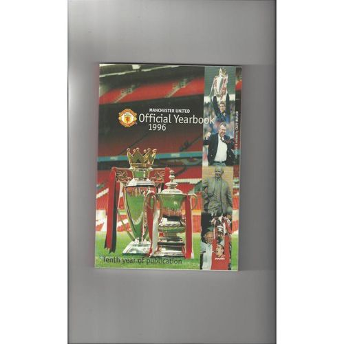 Manchester United Official Football Yearbook 1996