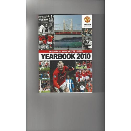 Manchester United Official Football Yearbook 2010