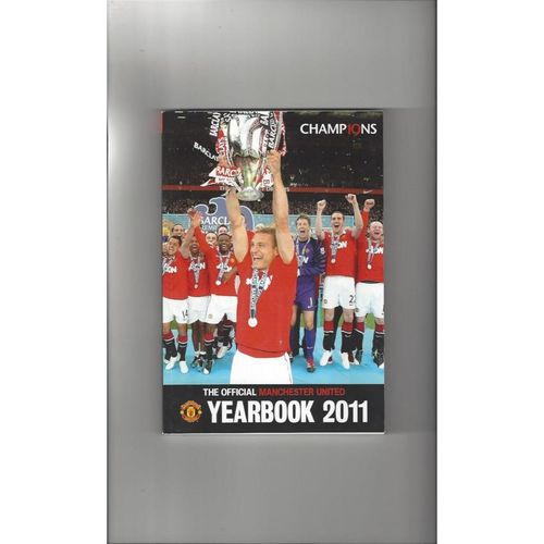 Manchester United Official Football Yearbook 2011
