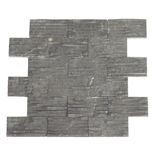 Combed Nero Split Face (Brick)