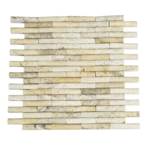 Bamboo Silver Mosaic