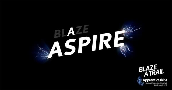National Apprenticeship Week 2019 - Aspire