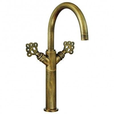 Ottoman Extended Mixer Tap