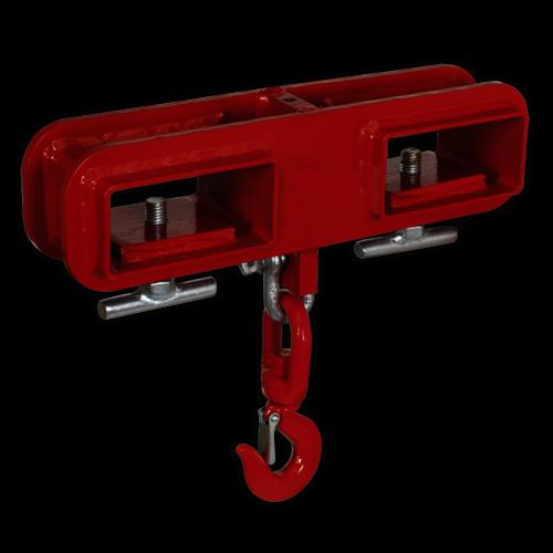 Forklift Lifting Hoist 1000kg Capacity - Sealey - FH01