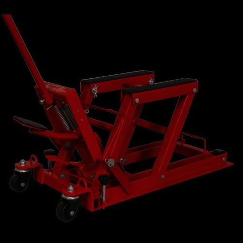 Motorcycle & Quad Lift 680kg Capacity Hydraulic - Sealey - MC480
