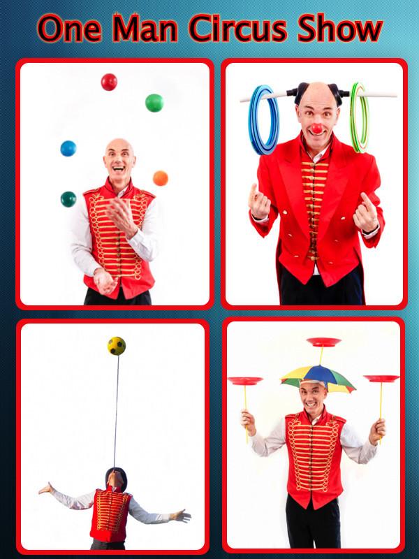 One Man Circus