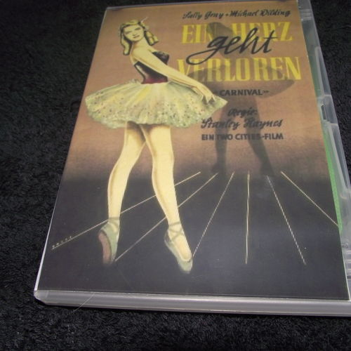 CARNIVAL 1946 DVD SALLY GRAY