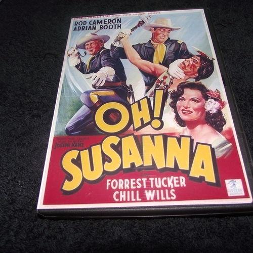 OH! SUSANNA 1951 DVD