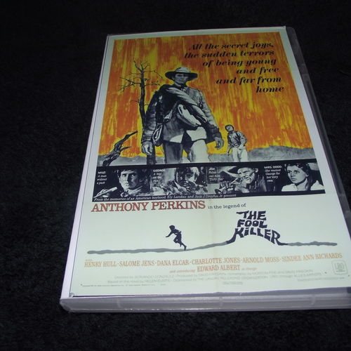 THE FOOL KILLER 1965 DVD