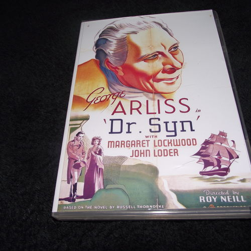 DOCTOR SYN 1937 DVD