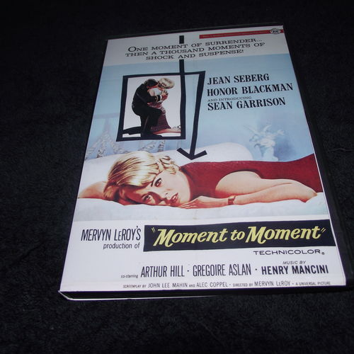 MOMENT TO MOMENT 1966 DVD