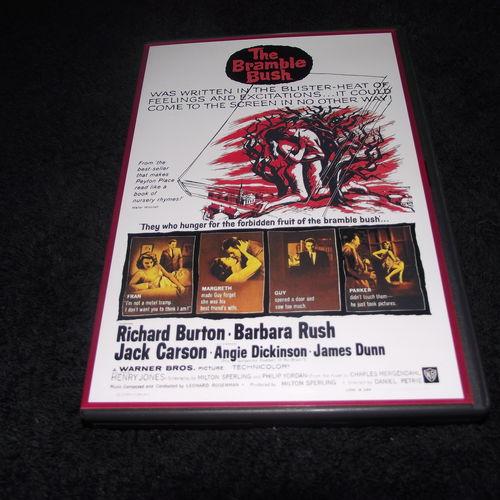 THE BRAMBLE BUSH 1960 DVD