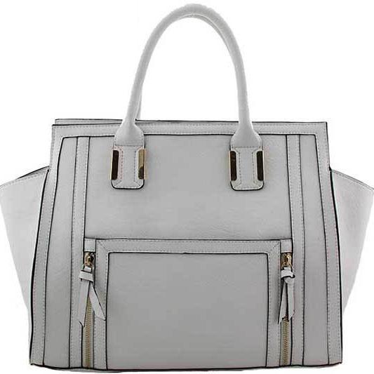 Fashion Designer fashion bag white
