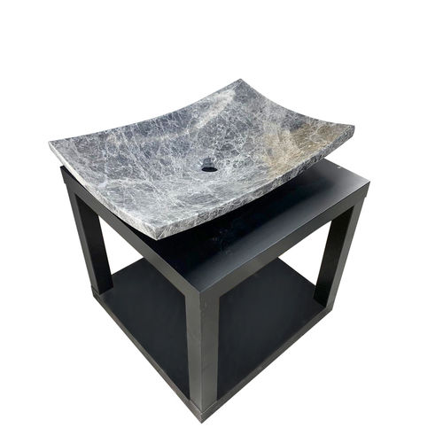Bluestone Marble Sink