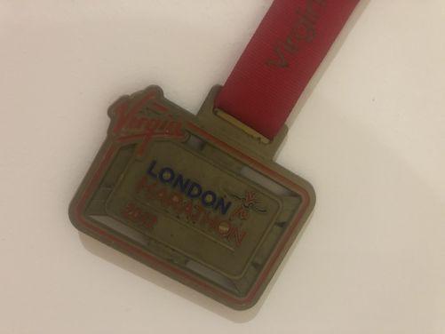 Cancer Research, London Marathon