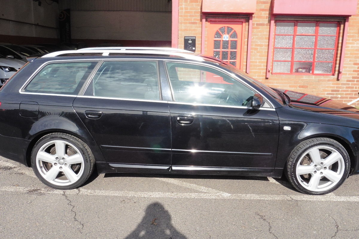 Audi A4 Avant 2.5 TDI S-Line CVT 5dr - Ready To Drive Away Today!