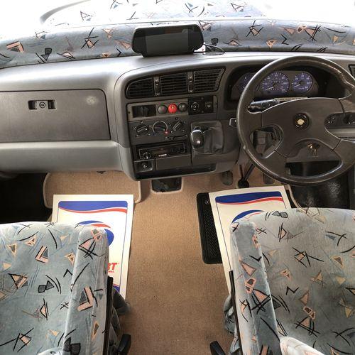 Pilote Galaxy 780 Motorhome 5 Berth 43655 miles 2000(W) Fiat Ducato 2.8TD