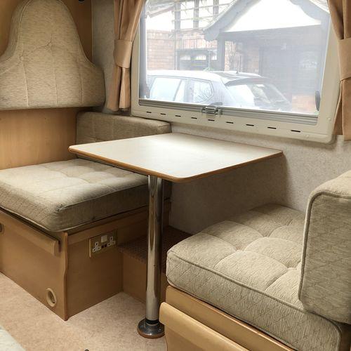 2007 Nu Venture Surf Camper Van Motorhome Citroen Berlingo 2.0 HDi - 47705 Miles