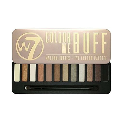 W7 Colour Me Buff' Eye Shadow Palette
