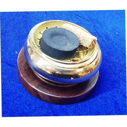 """2.5"""" Brass Incense Burner"""
