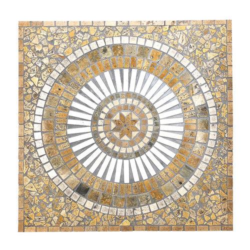 Istanbul Decor Floor Medallion