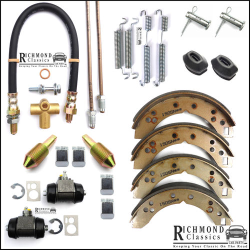 MG Midget 1275-1500 Models - Rear Brake Rebuild Package / Kit