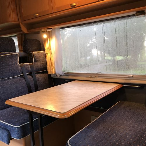 McLouis 261 Motorhome 4 Berth Fixed Bed 2000 1.9TD Excellent Spec