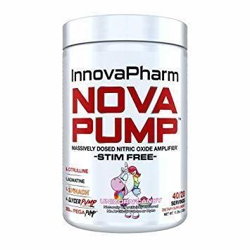 InnovaPharm Nova Pump 320g