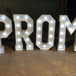 Prom Letter Hire