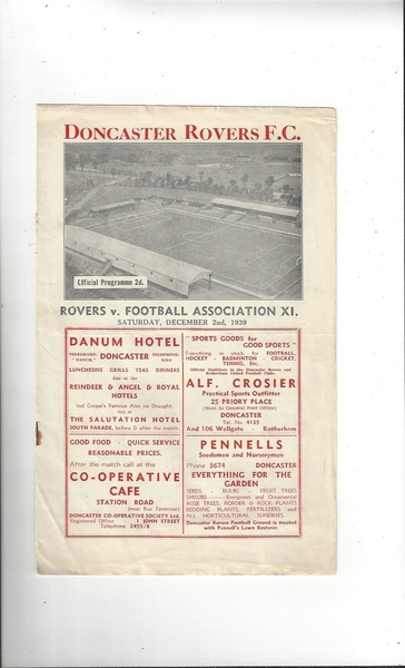 More Football Programmes & Memorabilia updates today