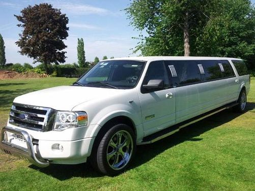 Hummer Style GMC Typhoon Stretch Limousines