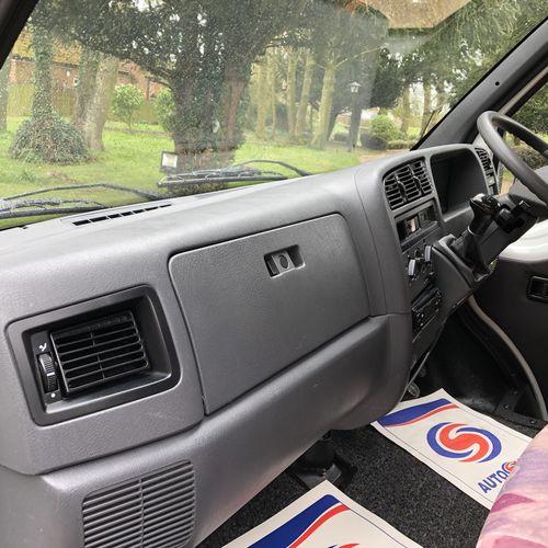 Autocruise Vista 2000 Super Compact 4.8m 2 Berth Motorhome Fiat Ducato 1.9TD