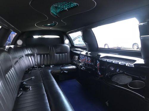 The Classic Lincoln Limousine