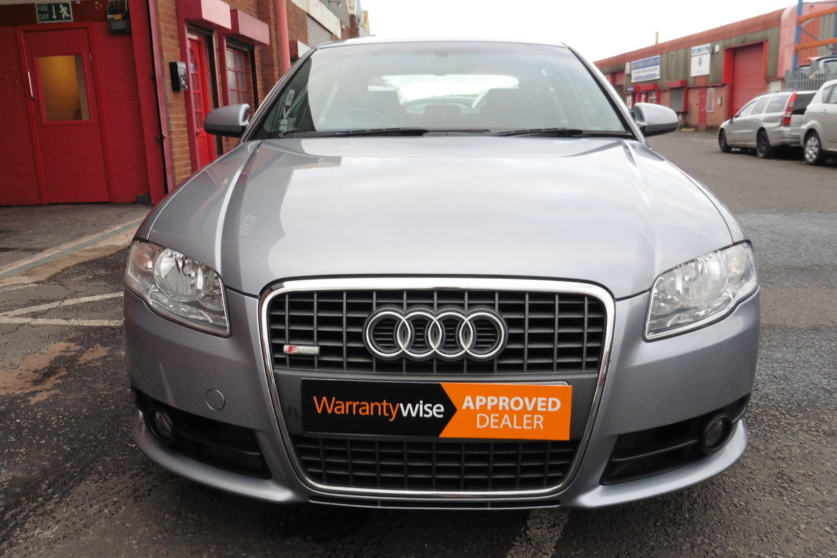 Audi A4 2.0 TFSI S-Line Special Edition Quattro 4dr - Sat Nav - Full Leather Interior