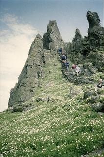 The Skellig Isles