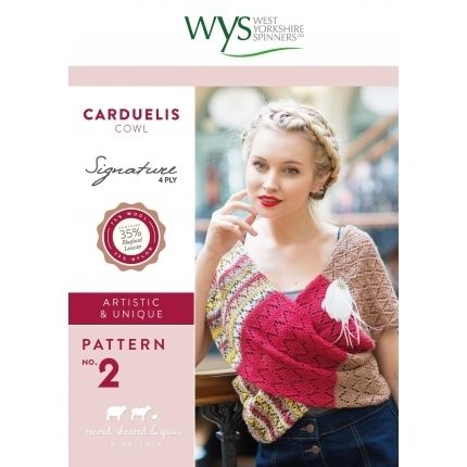 Cardelius Cowl (WYS Signature 4 ply)