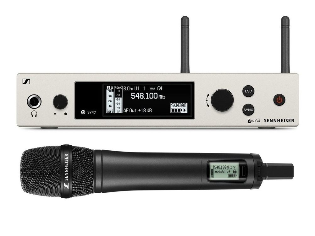 Sennheiser EW500 G4 Handheld