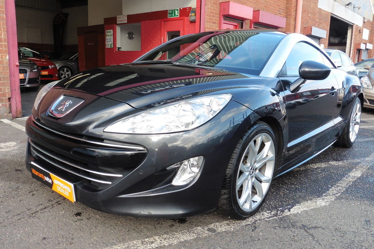 Peugeot RCZ 1.6 THP GT 2dr - Full Leather Interior - Bluetooth Connectivity!