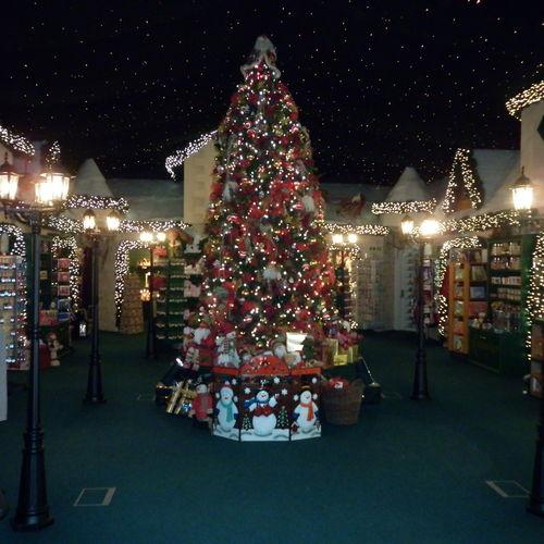 Nutcracker All Year Christmas shop