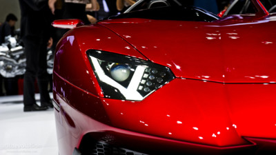 Lamborghini Hire London