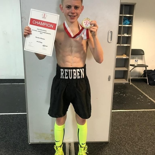 Whitley's Muston edges out Sheffield's Moore in opening bout of elite finals