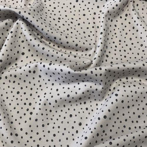 Sparkle Spot Grey Jersey