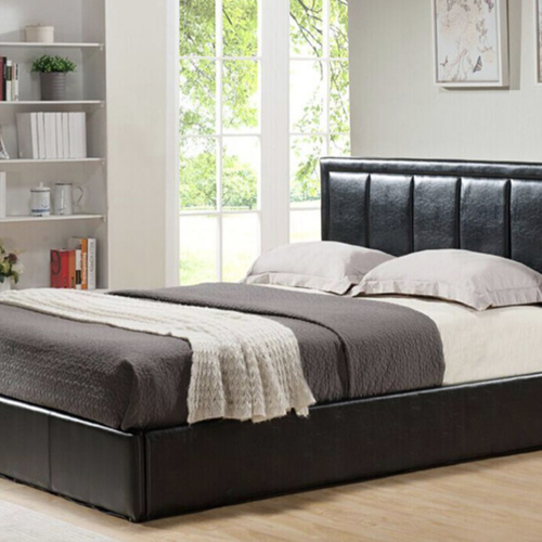 Leather Cadbury Bed Storage/Non Storage