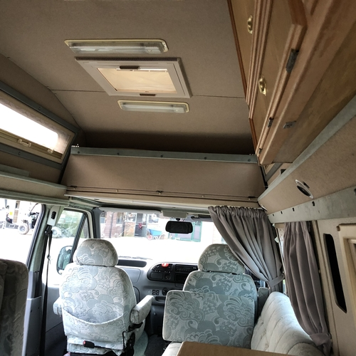 Auto Sleeper Duetto Camper Van 4 Berth - 1996 Ford Transit 2.5TD Only 71240 miles