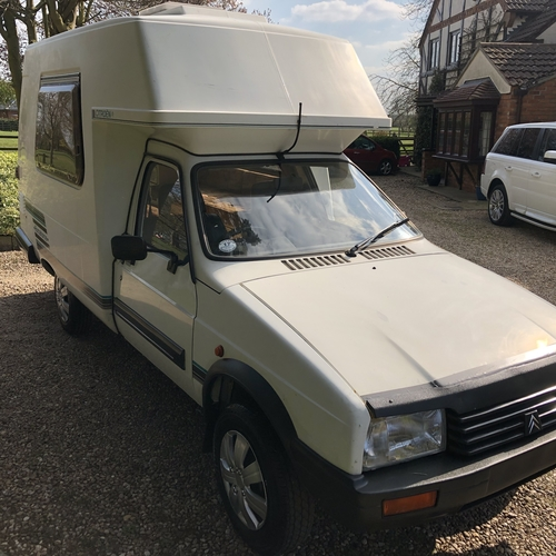 Romahome Duo Camper Van 2 Berth 1997(R)reg Citroen C15d - Power Steering